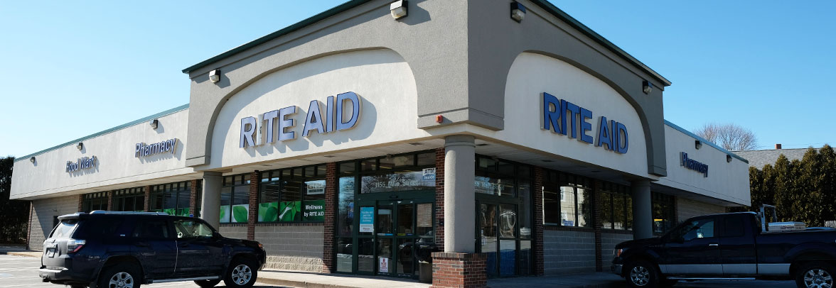 Rite Aid For Sale West Warwick MI