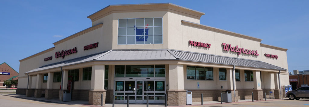 Walgreens For Sale Crowley TX closing