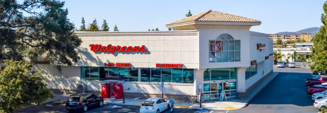 PPG Closes on Escondido San Diego Walgreens_August2020