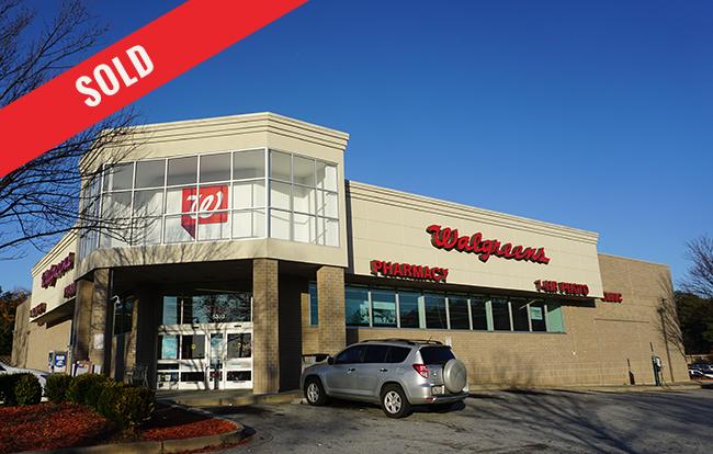 Walgreens For Sale Stone Mountain GA